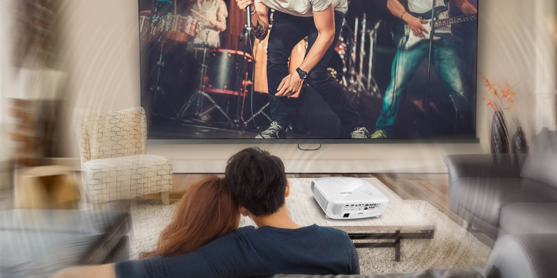 مشخصات فنی ویدئو پروژکتور BenQ HT2050A