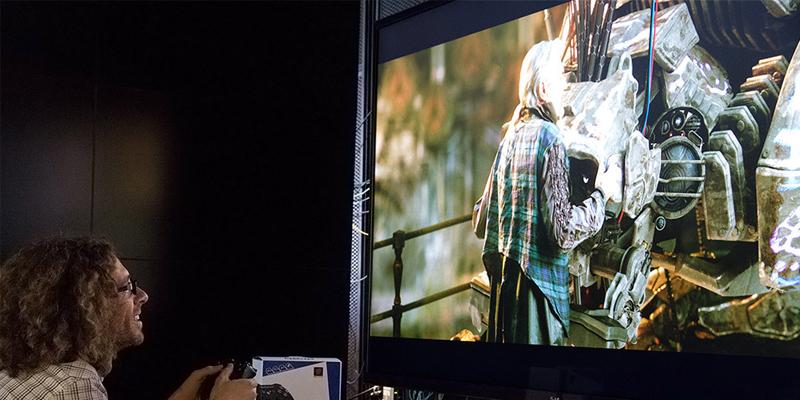 پیشرفت وضوح تصویر از تلویزیونهای برفکی تا پروژکتورهای HD