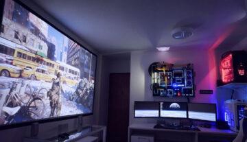 بهترین ویدئو پروژکتورها برای بازی در سال ۲۰۲۱: گیمرها کدام پروژکتورها را انتخاب میکنند؟