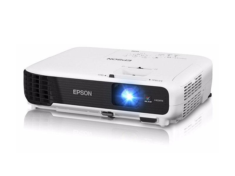 Epson VS340 با کنتراست بالا یکی از بهترین پروژکتور های کلاسی