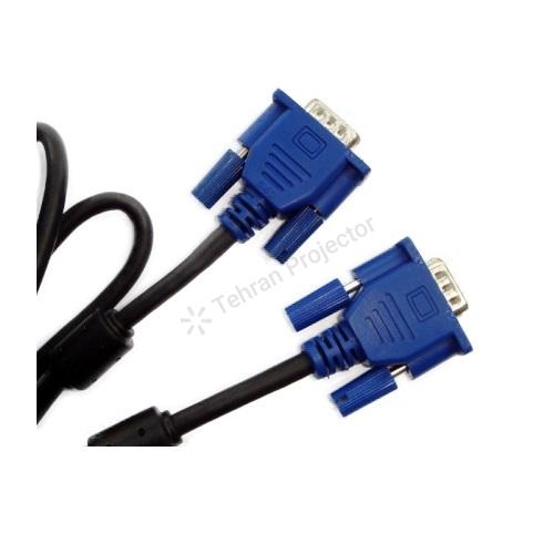 کابل 5 متری وی جی ای کی نت – K-Net 15Pin VGA 5m