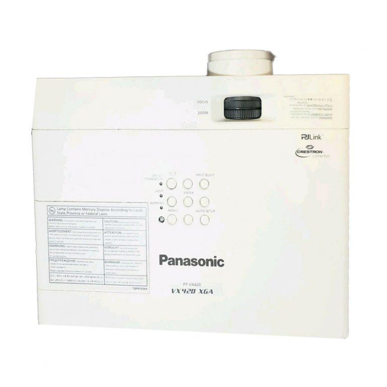 ویدئو پروژکتور پاناسونیک Panasonic PT-VX420U