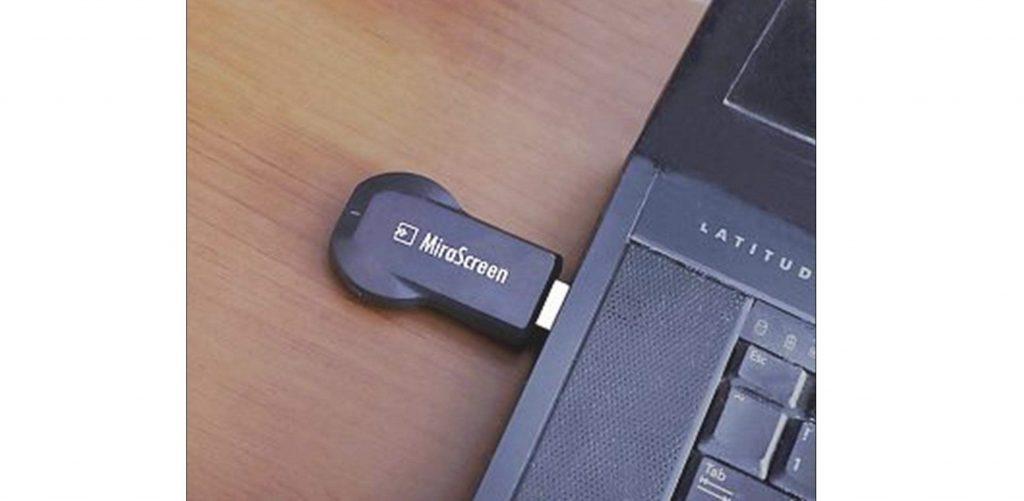 دانگل HDMI به wifi میرا اسکرین مدل Mirascreen MX-1080p