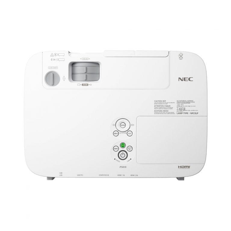 ویدئو پروژکتور ان ای سی NEC NP-P501X