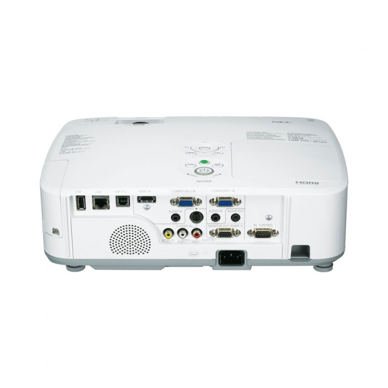ویدئو پروژکتور ان ای سی NEC M230X