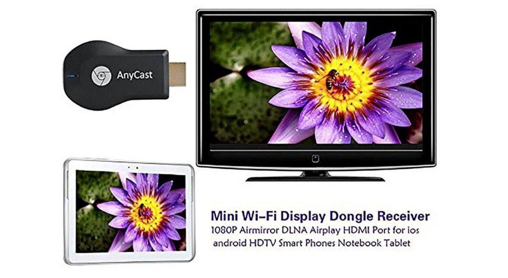دانگل HDMI انی کست مدل AnyCast FHD1080 HDMI dongle – FHD1080