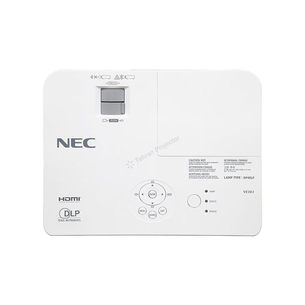 ویدئو پروژکتور ان ای سی NEC VE303