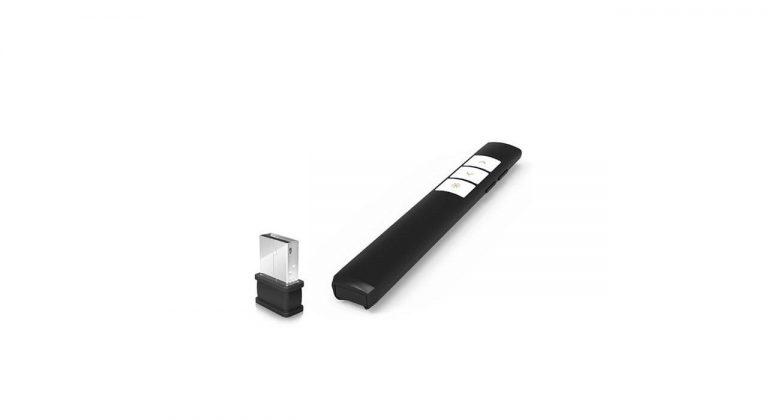 قلم پاورپوینت – پرزنتر بی سیم مدل PP-932 با باطری داخلی