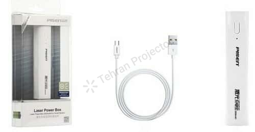 پاوربانک-پرزنتر پایزن pisen TS-D115 Powerbank