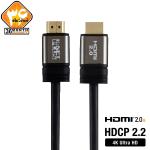 کابل 70 سانتی متری اچ دی ام آی مدل 2.0 کی نت - K-net HDMI v.2.0 70cm
