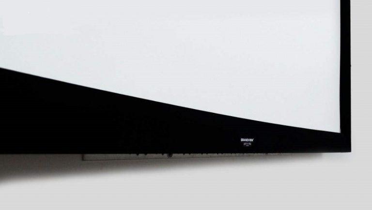 پرده نمایش گرندویو منحنی 80 اینچ مدل LF-PH80