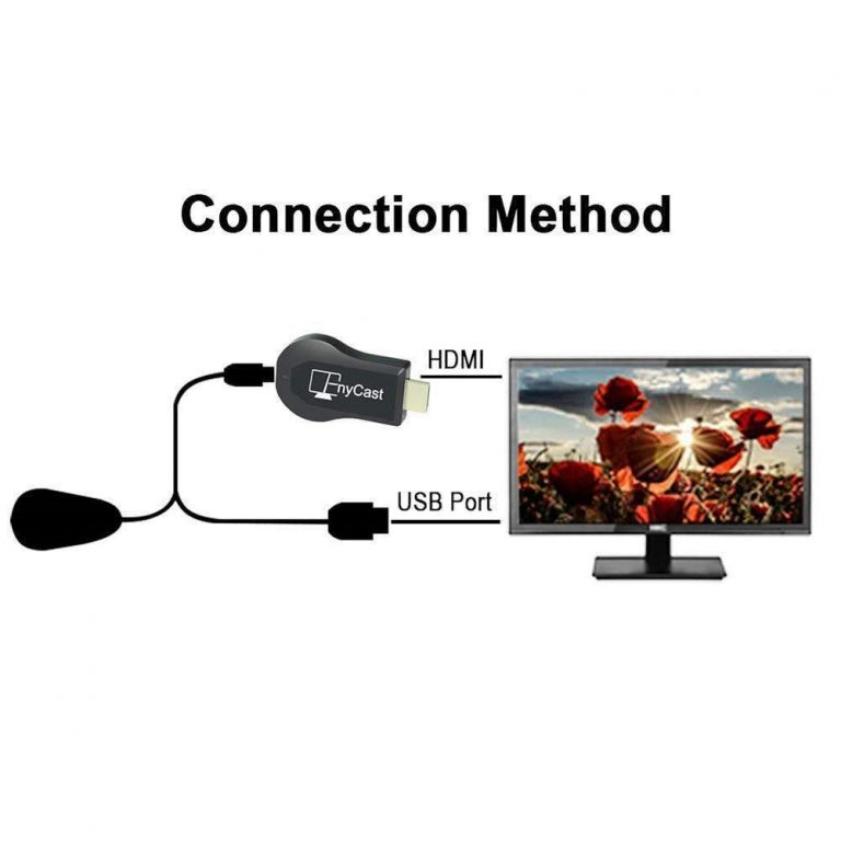 دانگل HDMI انی کست مدلAnyCast MX18 HDMI dongle – MX18