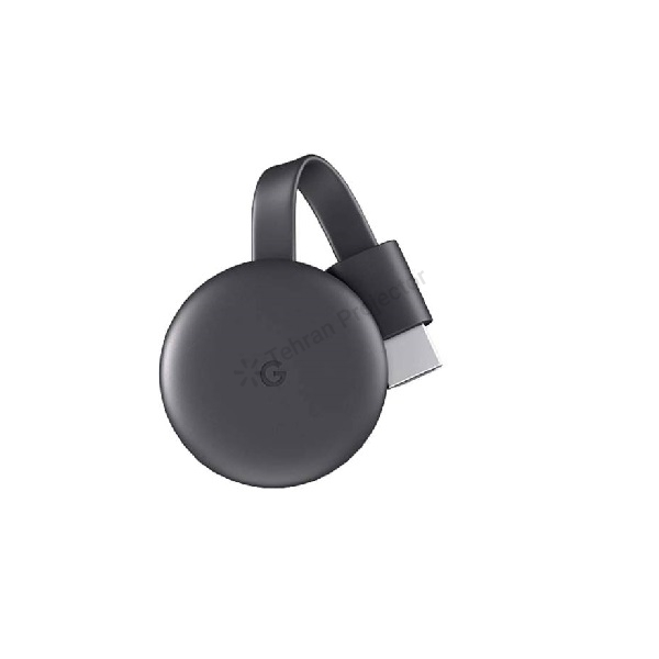 دانگل HDMI کروم کست ChromeCast 3rd generation HDMI dongle – 3rd Generation