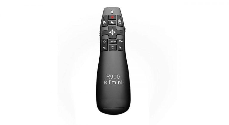 پرزنتر بیسیم ری مدل R900 Mini