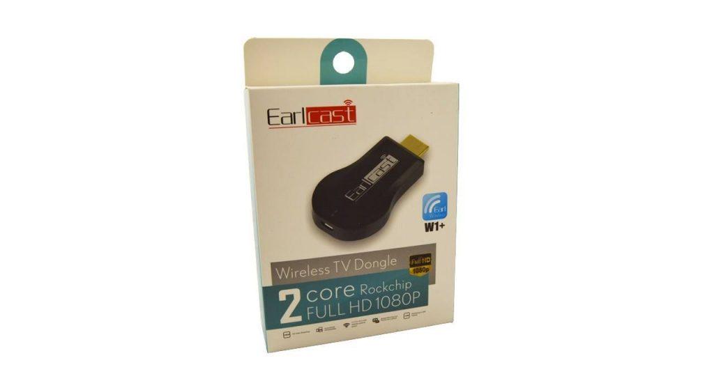 دانگل HDMI ایرل کست مدل Earlcast W1 HDMI dongle – W1