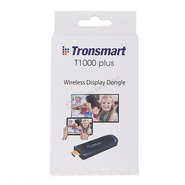 دانگل انتقال تصویر ترونسمارت مدل Tronsmart T1000 Plus wireless display dongle – T1000 Plus