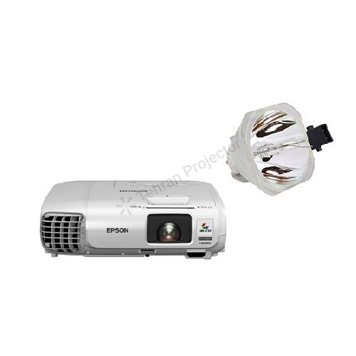 لامپ ویدئو پروژکتور اپسون مدل Epson EB-W29 lamp