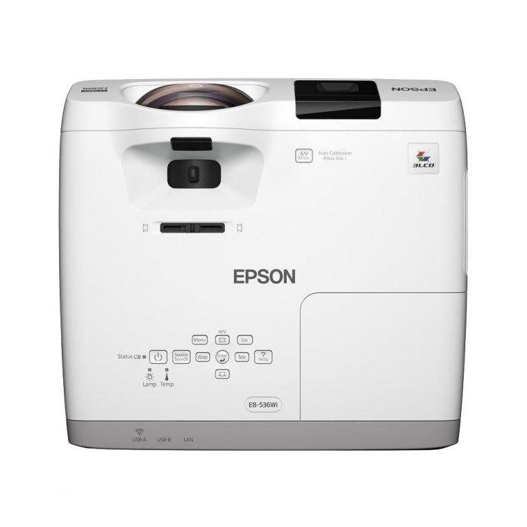 ویدئو پروژکتور اپسون Epson EB-536WI