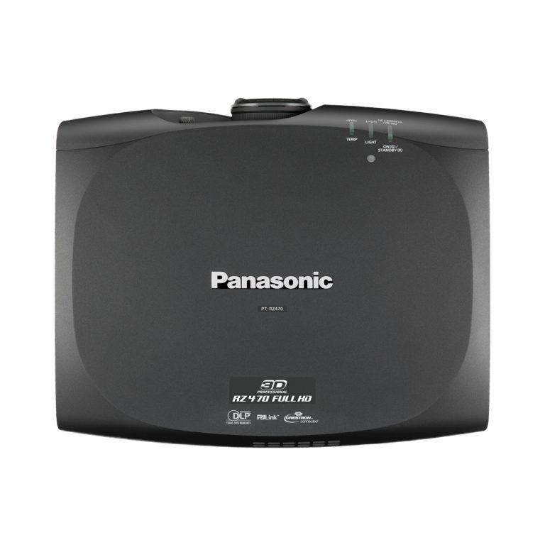 ویدئو پروژکتور پاناسونیک Panasonic PT-RZ470