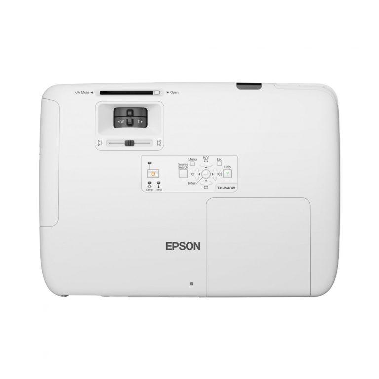 ویدئو پروژکتور اپسون Epson EB-1940W