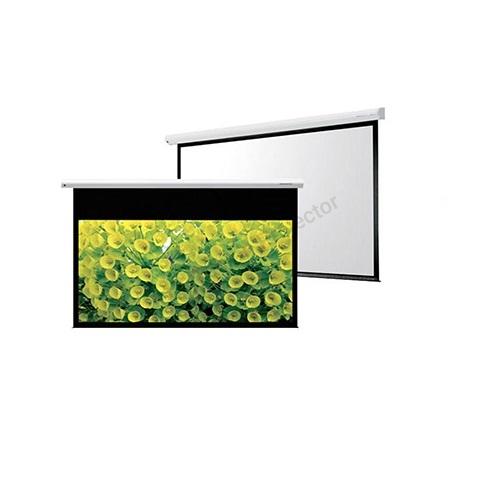 پرده نمایش ویدئو پروژکتور برقی گرند ویو 84 اینچ