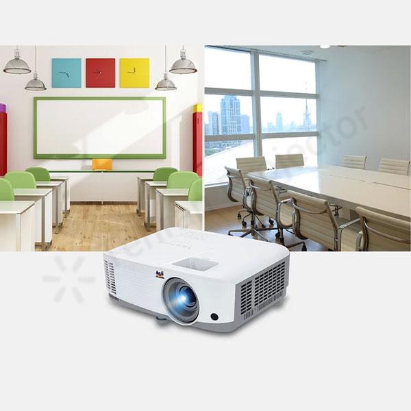 ابزارهای هوشمند برای مدیریت زمان در ویدئو پروژکتور ویوسونیک ViewSonic PA503S