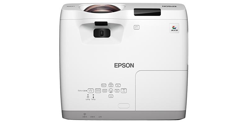 بررسی کیفیت پخش ویدئو در پروژکتور Epson EB-535w