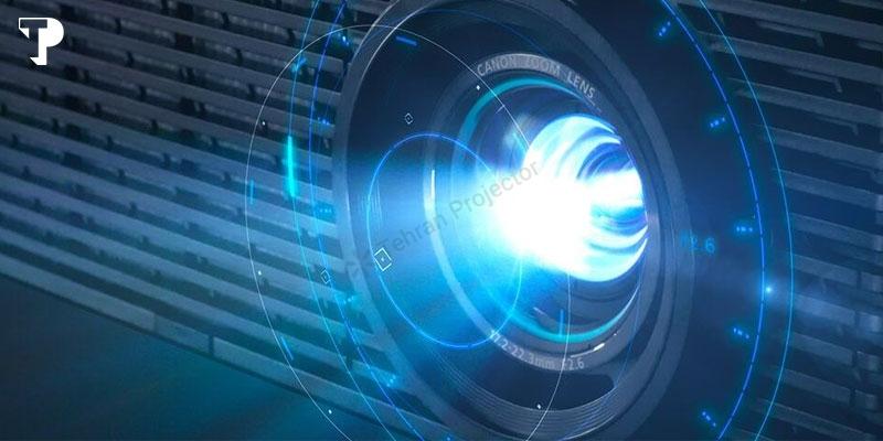 کیفیت نمایش تصویر در پروژکتور Optoma W303
