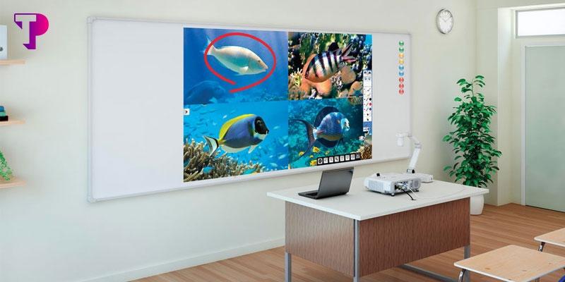روشنایی ویدئو پروژکتور Epson Eb-520