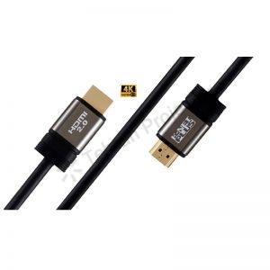 کابل 30 متری اچ دی ام آی مدل 2.0 کی نت - K-net HDMI v.2.0 4K 30m