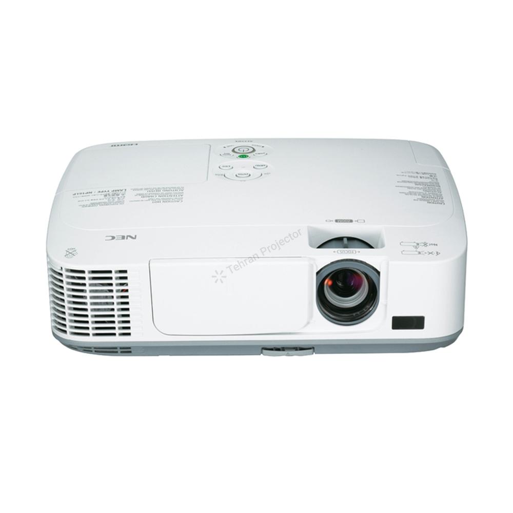 ویدئو پروژکتور ان ای سی NEC P350W