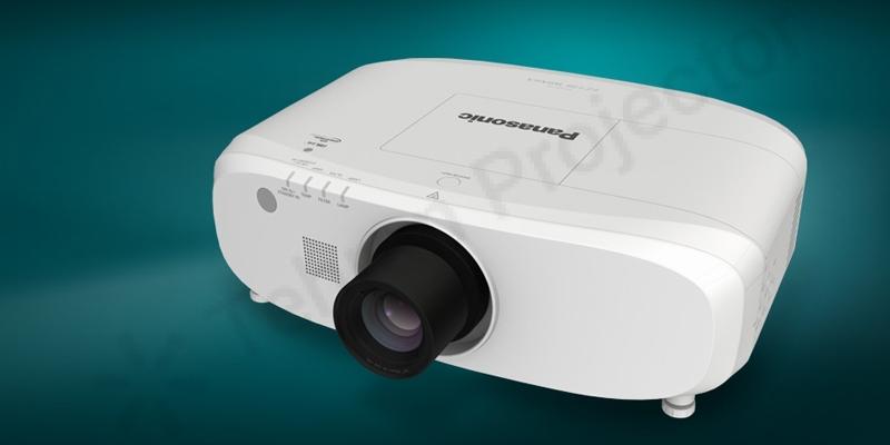 مروری بر ویدئو پروژکتور Panasonic PT-EX800