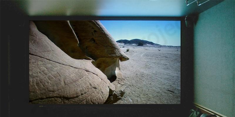 کنتراست بالا و کیفیت تصاویر در ویدئو پروژکتور Panasonic PT-RX110