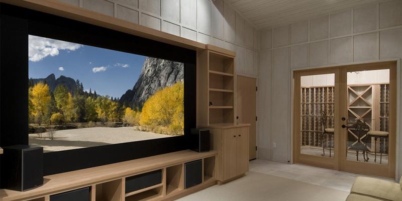طراحی و نصب ویدئو پروژکتور BenQ W1090