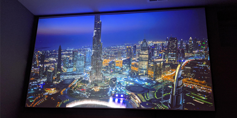 نصب ویدئو پروژکتور Sony VPL-CH375