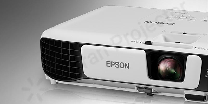 کیفیت روشنایی تصاویر در پروژکتور Epson EB-W42