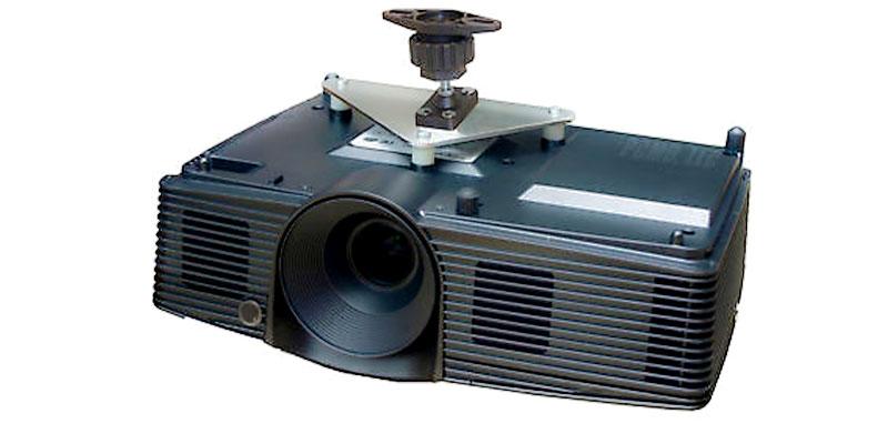 انعطافپذیری در نصب ویدئو پروژکتور اپتما Optoma X343E
