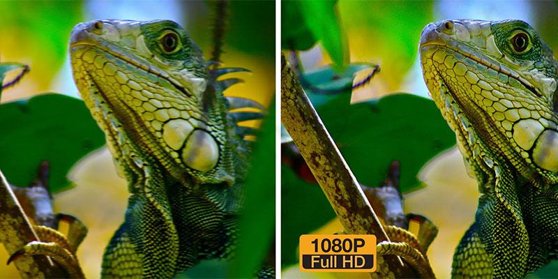 تصاویر FULL HD 1080p با پروژکتور گیمینگ Optoma HD29HLV