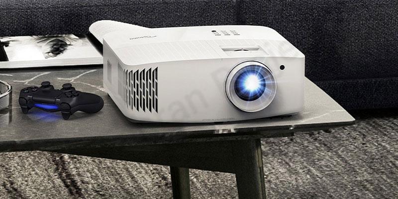 قابلیت پخش با فرمت 24fps در ویدئو پروژکتور UHD42