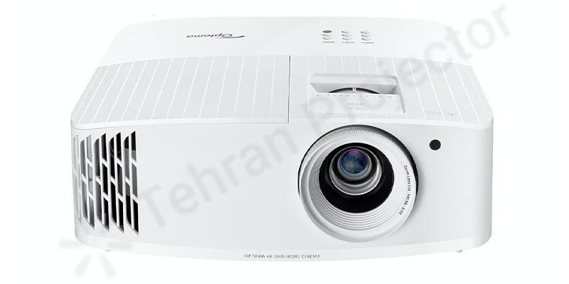 ویژگیهای ظاهری ویدئو پروژکتور اپتما UHD42
