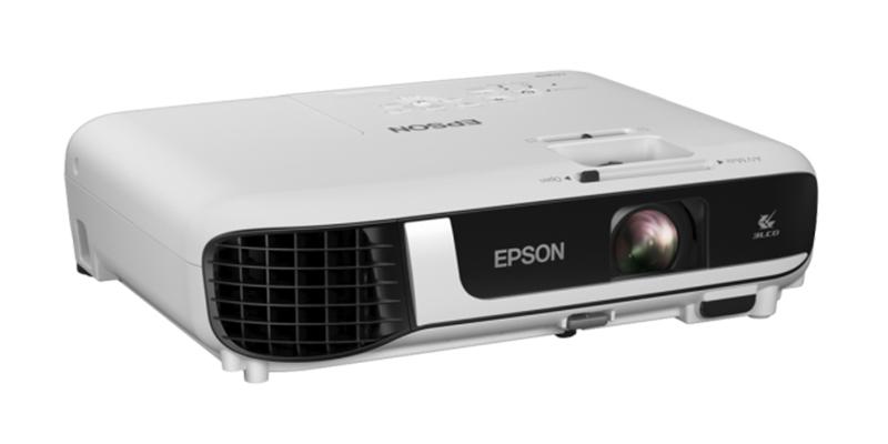 نمایش تصاویر در ابعاد وسیع با ویدئو پروژکتور Epson EB-W51