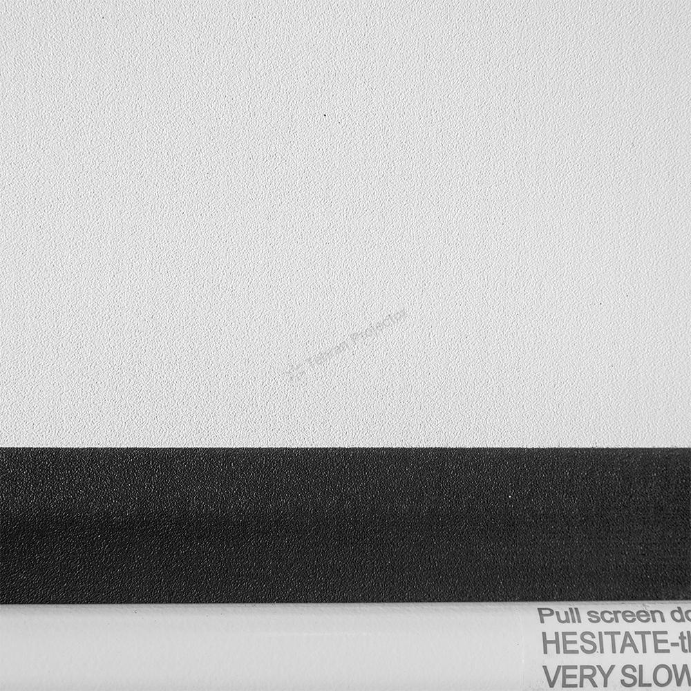 پرده نمایش پروژکتور سقفی-دستی فوجیتا مدل Fujita 120 inch