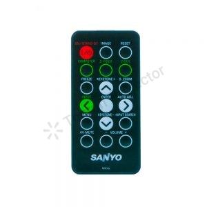 ریموت کنترل ویدئو پروژکتور سانیو کد 1 - Sanyo projector remote control