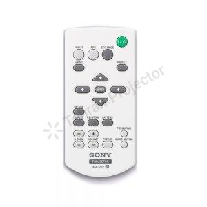 ریموت کنترل ویدئو پروژکتور سونی کد 1 - Sony projector remote control