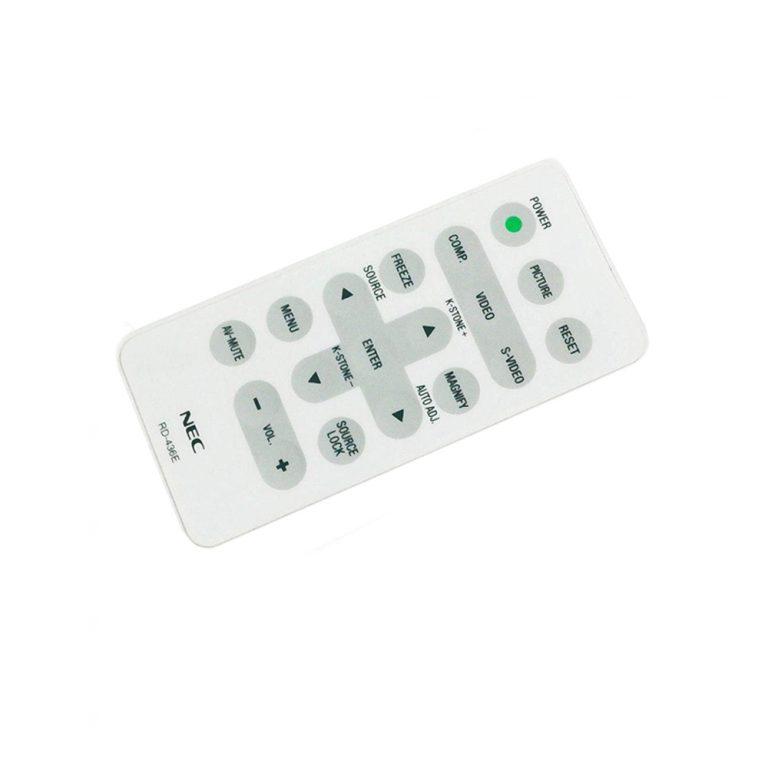 ریموت کنترل پروژکتور ان ای سی کد 2 – NEC projector remote control