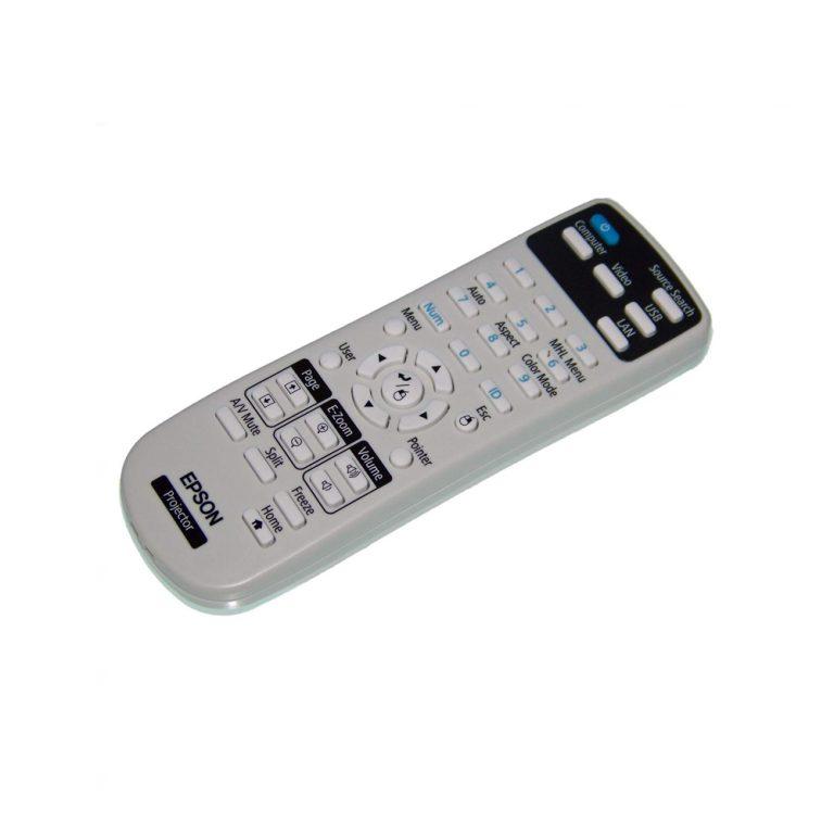 ریموت کنترل ویدئو پروژکتور اپسون کد 1 – Epson remote control