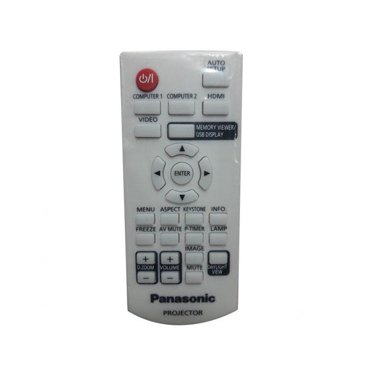 ریموت کنترل ویدئو پروژکتور پاناسونیک کد 1 – Panasonic projector remote control