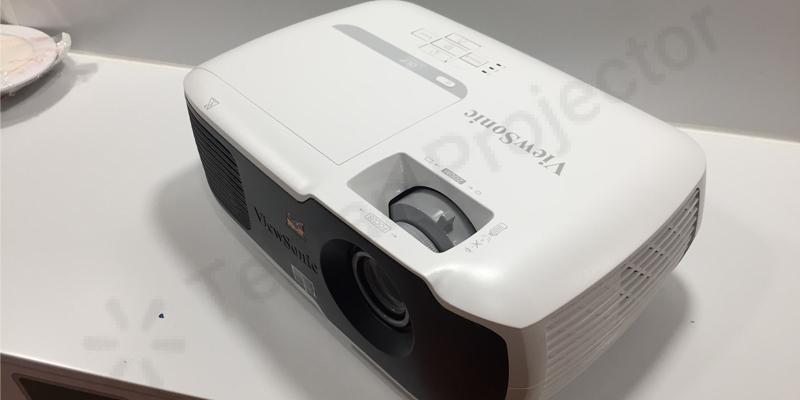 کیفیت تصاویر ViewSonic PA502XP در محیط روشن