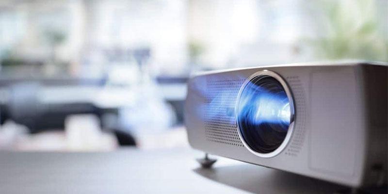 قابلیت خاموشی آنی در ویدئو پروژکتور Epson EB-X51