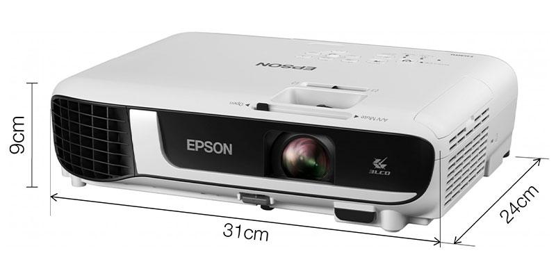 ویژگیهای فنی ویدئو پروژکتور اپسون Epson EB-X51